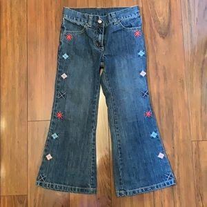 Gymboree Blue Jeans EUC Size 5
